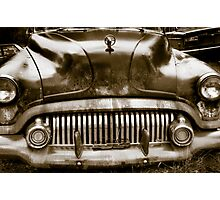 Abandoned Classic Photographic Print
