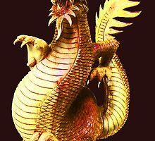 Dragon Art by DAdeSimone