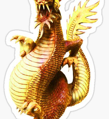 Dragon Art Sticker