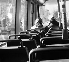 Public Transport by JaquelleSade