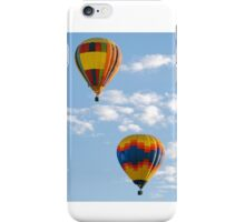 Perfect Day for Ballooning iPhone Case/Skin