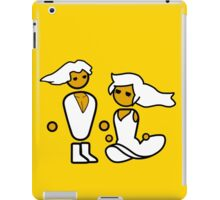 Lord and Lady of the PC Master Race iPad Case/Skin