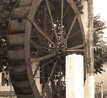 Roda da Agua - Orizona by Zack Nichols