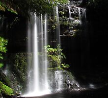 Russell Falls 2 by Paul Campbell  Photography