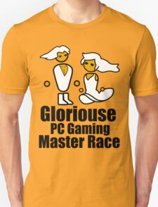 Sir and Lady of the Mast Race - PC Master Race T-Shirt
