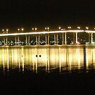 Tasman Bridge by Paul Campbell  Photography