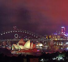 Sydney Opera House by Bloomin' Arty