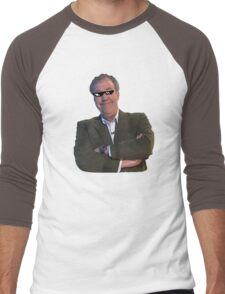 Jeremy Clarkson Deal with It Men's Baseball ¾ T-Shirt
