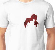 Shot through the heart Unisex T-Shirt