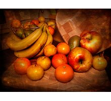 Feeling Fruity? Photographic Print