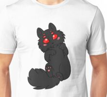 Dread Wolf Fen'Harel Look at that Belly Unisex T-Shirt