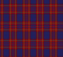 00377 Salvation Army Dress Tartan  by Detnecs2013