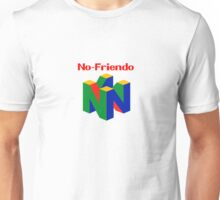 Nintendo - No Friendo Unisex T-Shirt