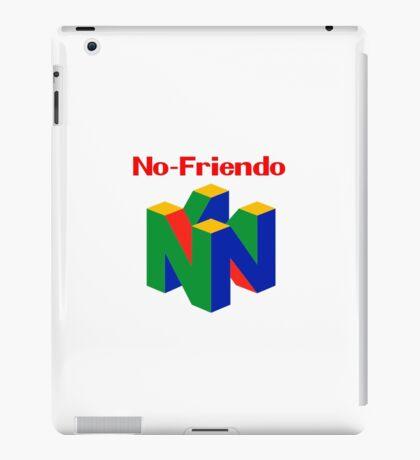 Nintendo - No Friendo iPad Case/Skin