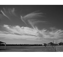 Sails In The Sky #2 Photographic Print