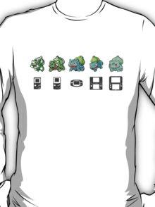 Bulbasaur Generations T-Shirt