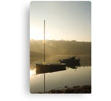 Averton Sunrise Canvas Print
