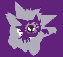 Gastly - Haunter - Gengar T-Shirt