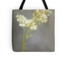 Stalk of Pearls Tote Bag