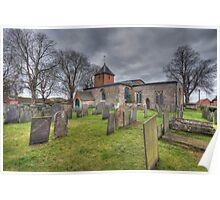 Tythby Church Poster