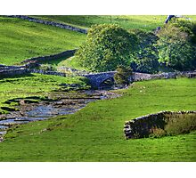 Dales Bridge Photographic Print