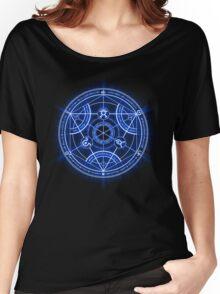 Human Transmutation Circle Women's Relaxed Fit T-Shirt
