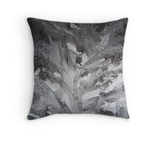 crystals 7 Throw Pillow