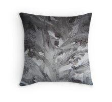 crystals 7 Throw Pillow