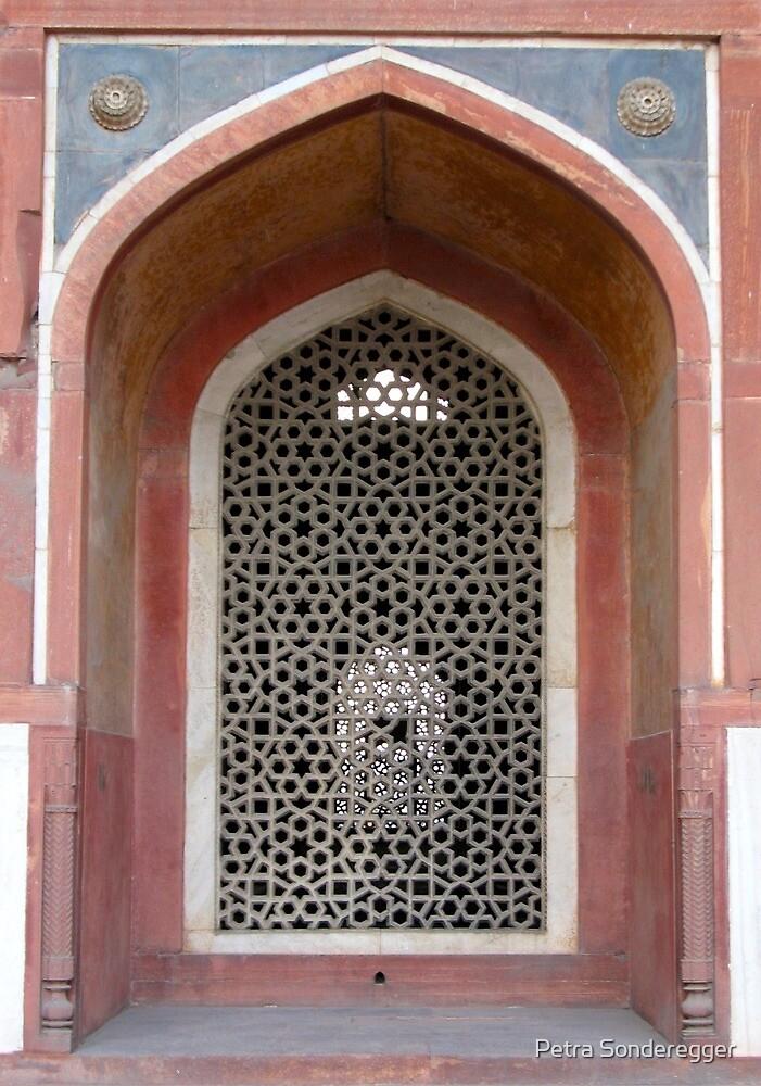Humayun's Tomb 2 by Petra Sonderegger