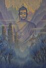 Buddha. Valley of Silence by Vrindavan Das