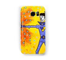 Wonder Twin Jayna Day of the Dead Samsung Galaxy Case/Skin