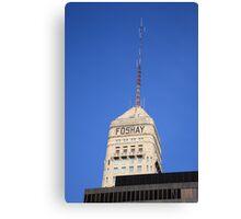 Minneapolis Tower Canvas Print