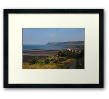 Robin Hood's Bay Framed Print