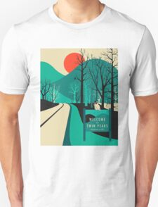 Twin Peaks - Modern Graphic Unisex T-Shirt