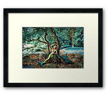 Arielle Framed Print