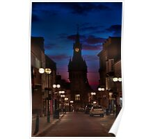 City Chambers, Dunfermline Poster