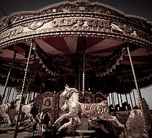 Aged Carrousel by StefanFierros