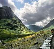 Glencoe Green by Cat Perkinton