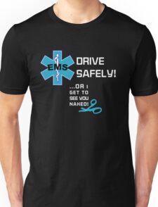 EMS Humor - Naked Unisex T-Shirt