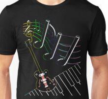 Musical Matrix Unisex T-Shirt
