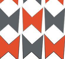 Bowtie Pattern Take 4 by megantaylor283
