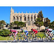 Mallorca Challenge 2011 Cycle Race Photographic Print