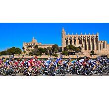 Mallorca Challenge 2011 Cycle Race II Photographic Print
