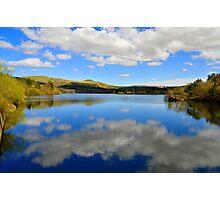 Burrator reservoir  Photographic Print