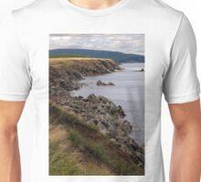 Cliffs of Cape Breton Island Unisex T-Shirt