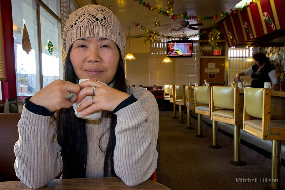 Hye at Milton's Diner by Mitchell Tillison