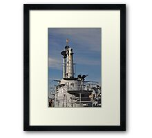 Bay Area Clean Sweep Framed Print