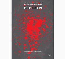 No067 My Pulp Fiction minimal movie poster T-Shirt