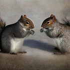Feeling Squirrelly by Lori Deiter