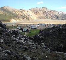 Landmannalaugar by Einar A. Hrafnsson